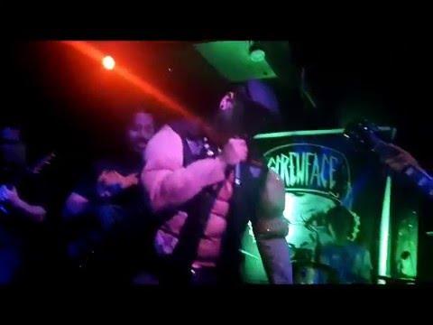 SCREWFACE - Live @ Club 77, San Juan, PR - April 30, 2016