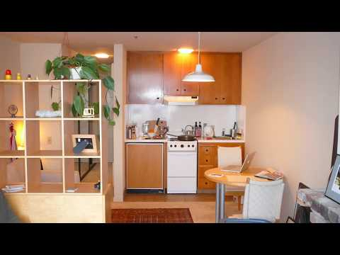 ???? Cheap Apartement Design Ideas | Small Decorating Space Saving Lofts Tiny Studio NYC Budget 2018