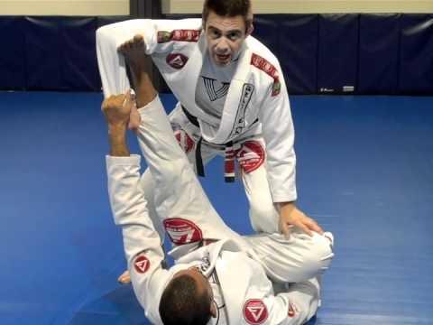 VXRSI BJJ Technique: Spider Guard Pass