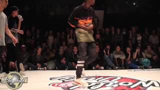 THE RUGGEDS vs MELTING FORCE (BATTLE WORLD UNITY #1) WWW.BBOYWORLD.COM