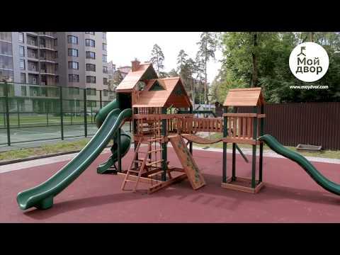 Детская игровая площадка Playnation Горец 3