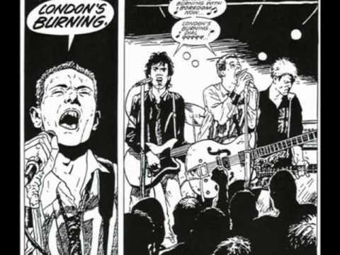 The Clash-Clampdown(Lyrics)