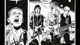 The Clash-Clampdown(Lyrics)