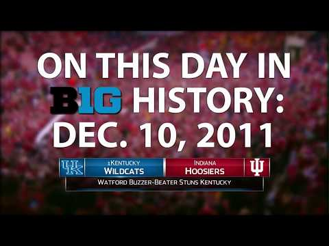 On This Day in B1G History: Indiana Takes Down Kentucky