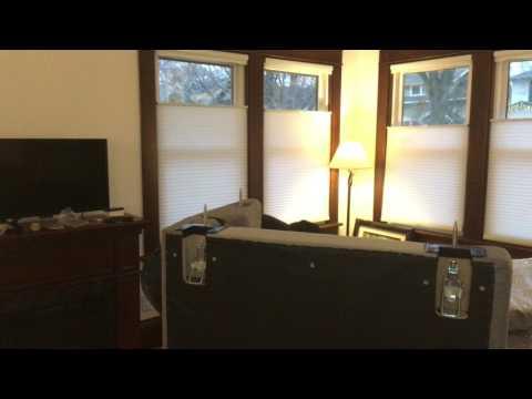 Burrow installation demo video.