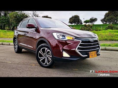 JAC S7, La Nueva SUV China De 7 Puestos Que Entra Al Segmento Premium