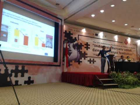 The 5th Indonesian Conference on Tobacco or Health - PWC in Asia Pacific
