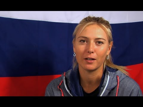Maria Sharapova - Russia | Tennis Player | London 2012 Olymp