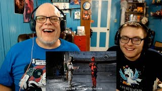"REACTION VIDEO | ""ERB of History: Deadpool vs Boba Fett"" - Mailbox Face Delivers!"