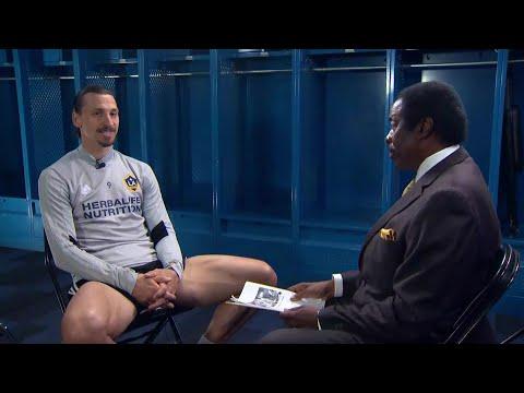 Jim Hill Speaks To Zlatan Ibrahimović