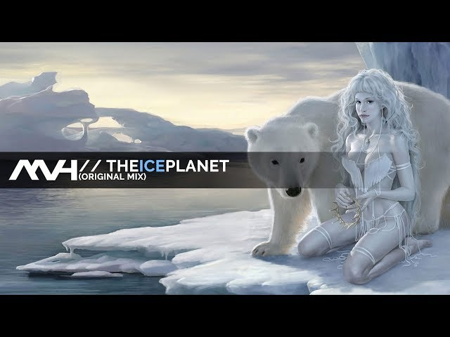  Mitch van Hayden - The Ice Planet
