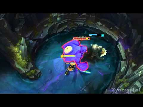 The Rift Herald New Baron Before Actual Baron Spawns League Of Legends Youtube