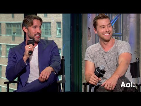 "Lance Bass And Robert Sepulveda Jr. On ""Finding Prince Charming"" 