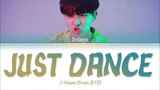 BTS (방탄소년단) - Just Dance (Trivia 起) (Color Coded Lyrics Eng/Rom/Han/가사)