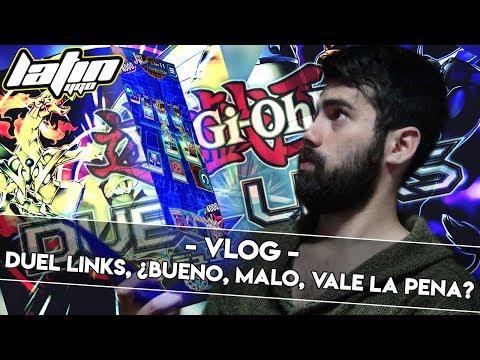 "Vlog - ""Mi OPINION sobre DUEL LINKS!! ¿Bueno, malo, vale la pena? (Latin YGO)"