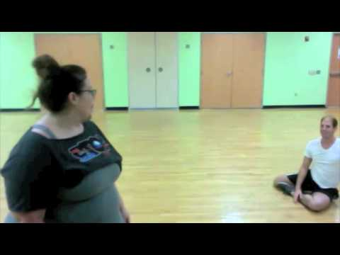 A Fat Girl Dancing: Blurred Lines (Robin Thicke)