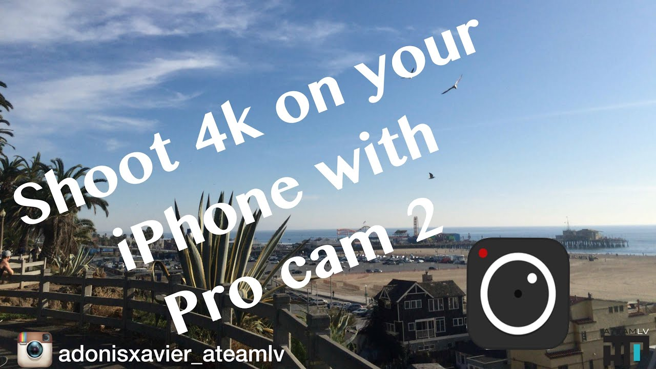 gps for iphone how to shoot 4k on iphone using procam 2 10737