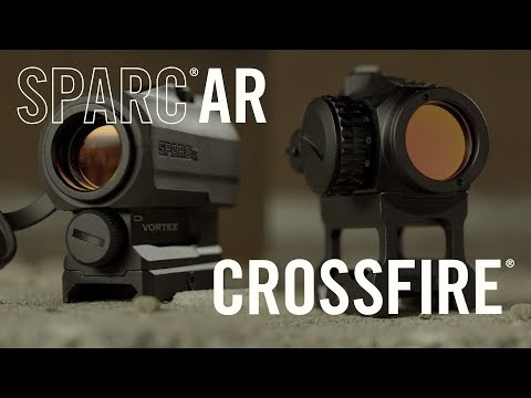 Vortex SPARC AR & Crossfire Red Dot Upgrade