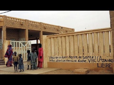 Peace process in the north of Mali on the right track