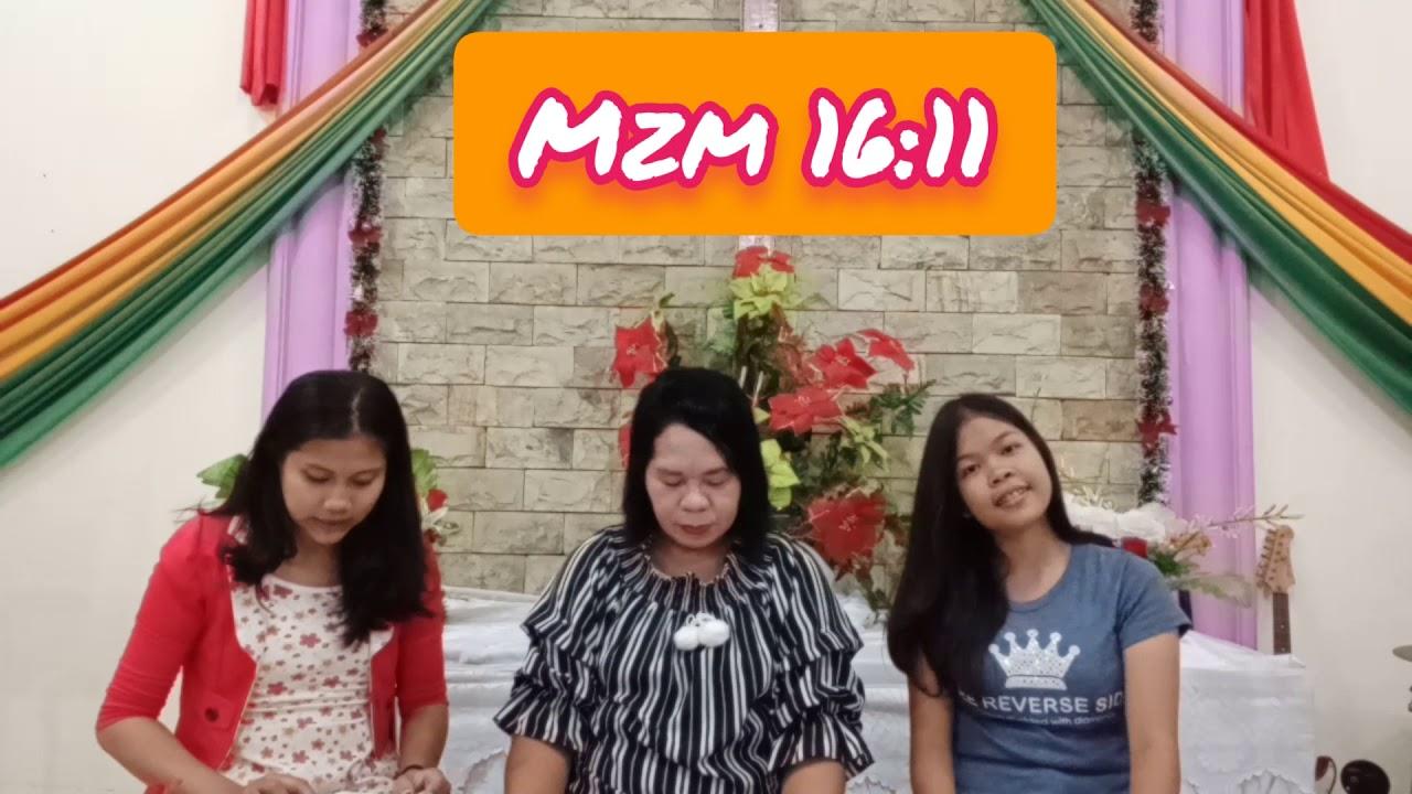 Ayo Membaca Firman Tuhan Diberkati Supaya Menjadi Berkat Oleh Pdt Minaria Sarah Cici Youtube