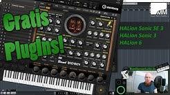 HALion Sonic SE 3 Tutorial 🎹 Gratis Plugins!