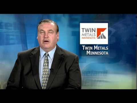 Twin Metals Minnesota Underground Mine Setbacks - Lakeland News At Ten - March 8, 2016