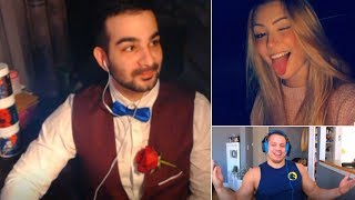 Mom Walks in on Tarzaned while he was E-Dating | Tyler1 Reacts to a Fan of his | LoL Moments