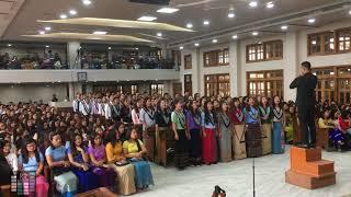 Beramno talh tawha - Saron Branch - Dawrpui Bial half Yearly Meet 2018