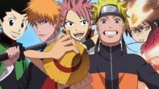 vuclip Who Has The Most Character Development? Naruto, Luffy, Ichigo, Natsu, Gon, Tsuna