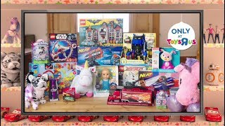Hundreds of Exclusive Toys and Games available at Toys R Us this Christmas!