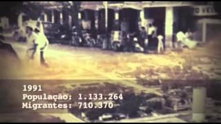 Documentário História de Migrantes