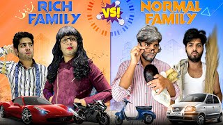 Rich Family vs Normal Family | JaiPuru