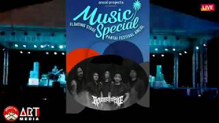 REVENGE THE FATE - FRAIL Music Special | at Ancol Pantai Festival