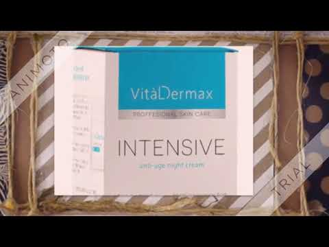 Vital Dermax review opinions and price of anti aging cream..