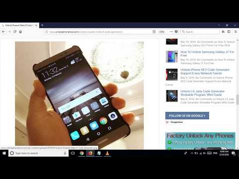 Download Unlock Huawei P9 Code Generator For Carrier Lock And