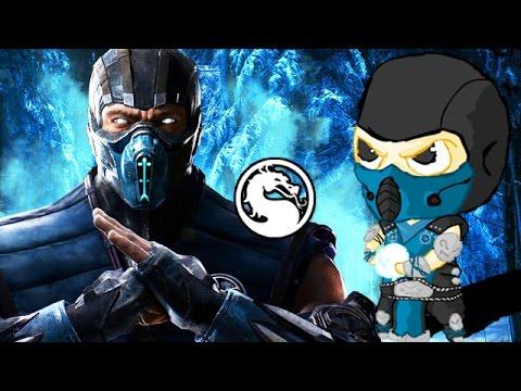 "Mortal Kombat X: PLAYING GRAND MASTER SUB ZERO! - Mortal Kombat XL ""Sub Zero"" Gameplay |"