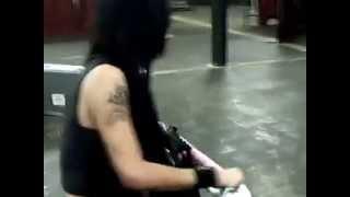 Andy Biersack: little bike #2