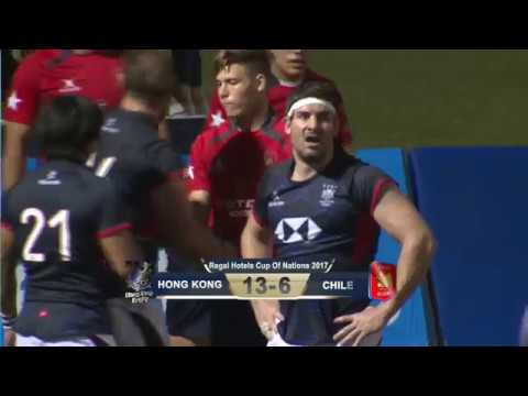 Regal Hotels Cup of Nations 2017 Round 2 Highlights