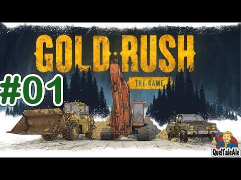 Gold Rush: The Game - Gameplay ITA - Let's Play #01 - Cercatori d'oro