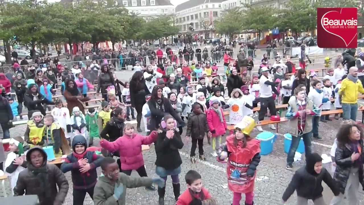 28 02 2013 carnaval de la ville de beauvais youtube for Piscine beauvais