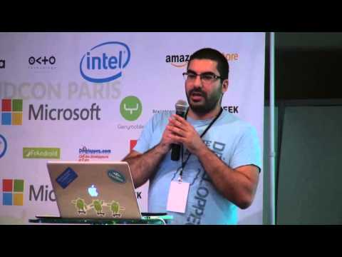 Monitoring applications in real time (fr) - Mounir Boudraa, Xebia - Droidcon Paris 2014