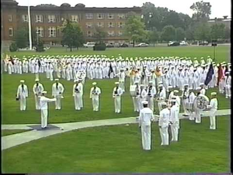 Larrys Navy BootCamp Graduation 1993