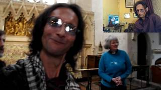 """FLAT EARTH BRITISH, Interview With The Vicar,  """".Flat Earth & Religion."""""""