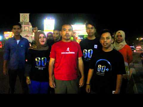 INVITATION GLOW RUN EARTH HOUR ACEH 2015