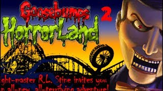 Download Video Goosebumps 2 will take place in Horrorland!! MP3 3GP MP4