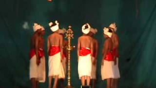Margam Kali by Parel Church boys, Chry - Nithin and team