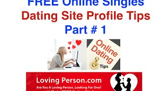 How To Make A Good Online Dating Profile - Parody/Satire ( Okcupid Profile Tips / Tutorial )