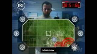 EyeToy: Operation Spy PlayStation 2 Gameplay_2005_11_17