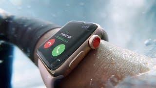 Apple Watch Series 3 — обзор и впечатление