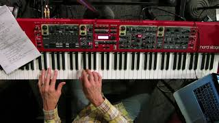Not in a Hurry Keys Tutorial Nord